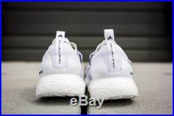 $250 Womens adidas ULTRABOOST X Stella McCartney sz 9.5 ultra boost white