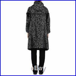 $460 ADIDAS STELLA MCCARTNEY Floral Studio Parka Winter Sport Jacket Coat XS S