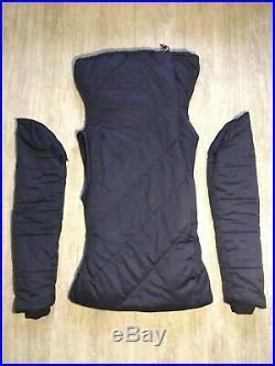 ADIDAS BY STELLA MCCARTNEY DOWN Jacket Coat Transform Vest Puffer free people