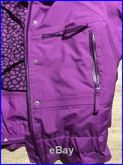 ADIDAS BY STELLA MCCARTNEY Snowboard Jacket Coat Puffer Down M/L