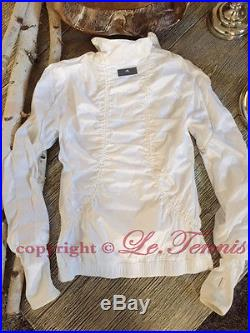 ADIDAS STELLA MCCARTNEY Tennis Jacket Golf Coat Gym Blazer Run Windbreaker S