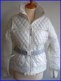 ADIDAS Stella McCartney Padded Ski Jacket Jacke Climaproof D 36 F 38 NEU TOP