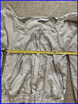 ADIDAS by STELLA McCARTNEY GOLF TENNIS DRESS Beige Size Medium WithJacket Small