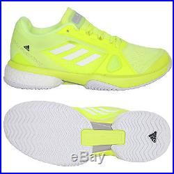 Adidas 2017 Women's ASMC Stella McCartney Barricade Tennis Shoes Volt BB5050