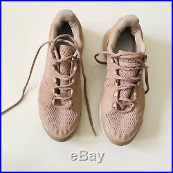 Adidas By Stella McCartney Barricade Rose Gold Sneakers SZ 8.5 MBQ