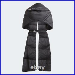 Adidas By Stella McCartney Womenn Padded Scarf Black