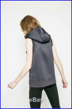 Adidas By Stella Mccartney 2in1 Yoga Jacke Vest Weste Hoody Jacket Sweatjacke L