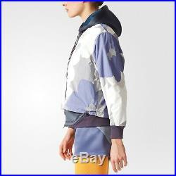 Adidas By Stella Mccartney 2in1 Yoga Jacke Vest Weste Hoody Jacket Sweatjacke S