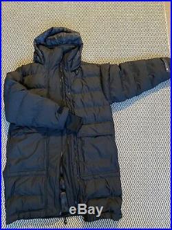 Adidas By Stella Mccartney Athletics Long Padded Jacket Brand New Size Small