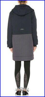 Adidas By Stella Mccartney Essentials Outdoor Bq833 Long Jacket Hoody Jacke M