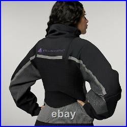 Adidas By Stella Mccartney Knit Sweatshirt Pullover Size M Fr9013