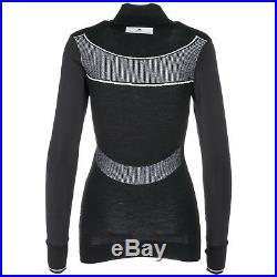 Adidas By Stella Mccartney Women's Jumper Sweater New Black 2b0