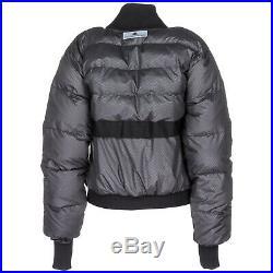 Adidas By Stella Mccartney Women's Outerwear Jacket Blouson New Black 4c1