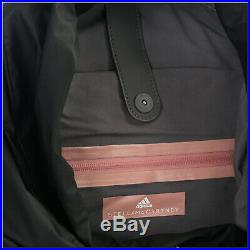 Adidas By Stella Mccartney Women's Rucksack Backpack Travel New Black 37d