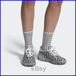 Adidas F33803 Stella McCartney Court Boost Women Men Shoes White Leopard Print