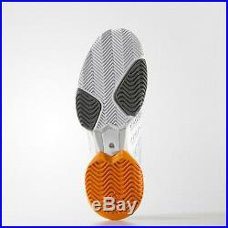 Adidas S78494 Women Stella McCartney aSMC barricade Tennis shoes white