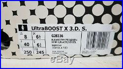 Adidas STELLA MCCARTNEY BLACK MULTI ULTRABOOST X 3. D. S. G28336