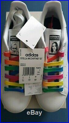 Adidas STELLA MCCARTNEY Stan Smith Vegan 100% Damen Sneaker