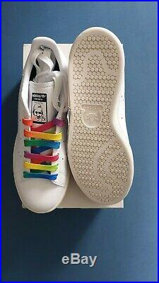 Adidas STELLA MCCARTNEY Stan Smith Vegan Sneaker EU38 US 5.5