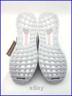 af5615a9778d5 Adidas STELLA MCCARTNEY UltraBoost Shoes S80846 Black Sparkle US 6.5 EU 38  New
