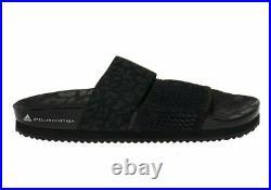 Adidas Stella-Lette Women Stella McCartney Slides Sandals Leopard Black EF2229