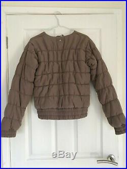 Adidas Stella MC Cartney Down Jacket Size Eu 36 Uk 8 Authentic