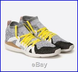 Adidas Stella McCartney Crazy Move Bounce AQ2704 Edge Trainer Fitness Gray Rare