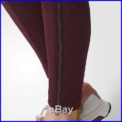 Adidas Stella McCartney MOTO QUILTED Run Legging Golf Ski Snowboard Pants 36 S