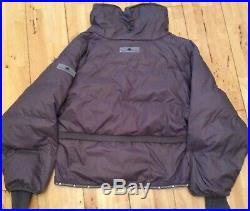 Adidas Stella McCartney Padded Jacket Granit Oversized Style