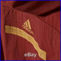 Adidas Stella McCartney Run Image Womens Windbreaker Parka Jacket M60873