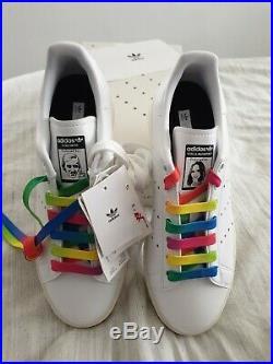 Adidas Stella McCartney Stan Smith Trainers UK6 BNIB vegan sold out brand new