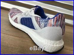 Adidas Stella McCartney UltraBoost Parley Running Shoes Multi-Color SZ (CQ1708)