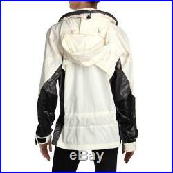 Adidas Stella McCartney Womens Ivory Yoga Athletic Jacket Outerwear L BHFO 4839