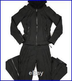 Adidas Stella McCartney Womens Ski Suit Ladies Designer Snow Jacket Pant Outfit