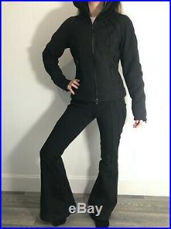 Adidas Stella McCartney Womens Ski Suit Ladies Designer Snow Jacket Pants Outfit