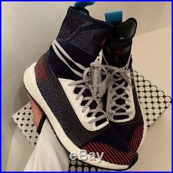 Adidas Stella Mccartney PulseBoost HD Mid Women Sz 8.5 EE9469 NWB$250