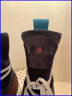 Adidas Stella Mccartney PulseBoost HD Mid Women Sz 9 EE9469 NWB$250