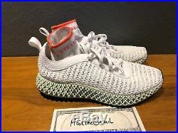 Adidas Stella mccartney 4D Futurecraft Sample Boost SNS US7 UK5,5 EUR38 2/3 DS