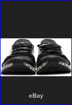 Adidas UltraBoost 20 S SIZE 5 EU38 Stella McCartney Sneaker BLACK RRP £225