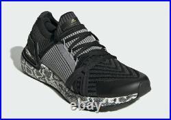 Adidas UltraBoost 20 S X Stella McCartney Black White Shoes Gym EH1847