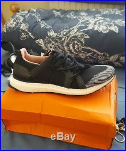 Adidas Ultra Boost Stella McCartney Pink Women's Running Shoes BA8475 (size 9)