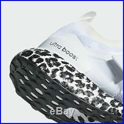 Adidas Ultra Boost X Stella McCartney White Leopard (W) AC7548