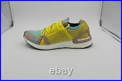 Adidas Ultraboost 20 S Stella McCartney 7.5 UK Yellow Pink Boost EG1071 a7f