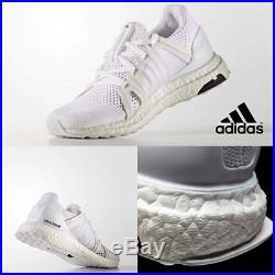 Adidas Women Stella McCartney Ultra Boost Sneakers White BB0820 Size 5-7.5