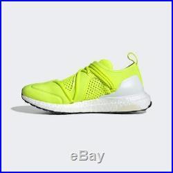 Adidas Women by Stella McCartney Yellow Ultraboost Running Shoes G25862
