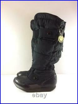 Adidas by STELLAMcCARTNEY 22.5cm Nylon Notation size 22.5cm black boots 2953