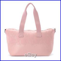 Adidas by Stella McCartney Studio S bag in pink nylon