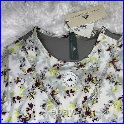 Adidas by Stella McCartney True Purpose Long Sleeve Crop Top & Tights Set Size M