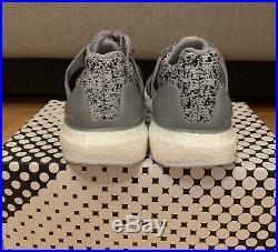 Adidas by Stella McCartney UltraBOOST S80846 SZ 6 6.6 8 Silver Metallic Grey