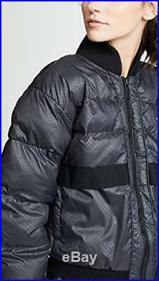 Adidas by Stella McCartney Women's Essentials Short Padded Jacket, Black